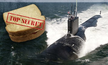 An FBI sting and Top Secret info tucked into a sandwich: How a Navy veteran allegedly stole classified submarine docs