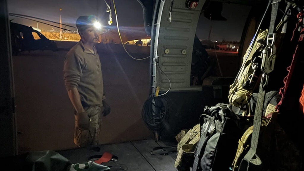 'Many died on the operating table' — What Air Force search and rescue witnessed during the Kabul airport attack