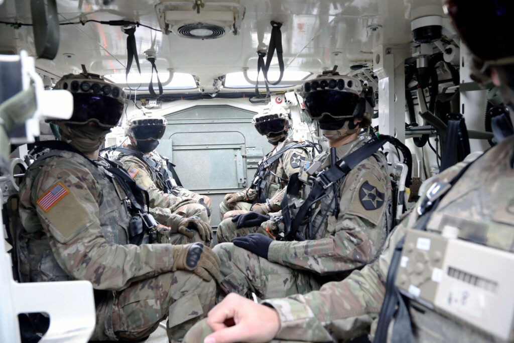 Soldiers have to wait another year to get their hands on the Army's futuristic new goggles