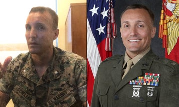 Marine Lt. Col. Scheller, who criticized senior leaders, pleads guilty to all charges [Updated]