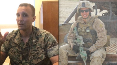 Marine Lt. Col. Stuart Scheller sentenced to forfeit $5,000 in pay and gets letter of reprimand