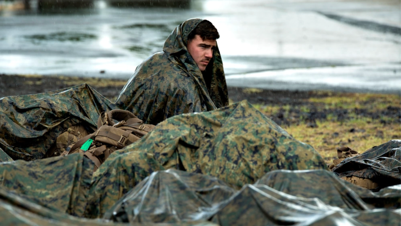 The best hacks to make military life in the field suck less