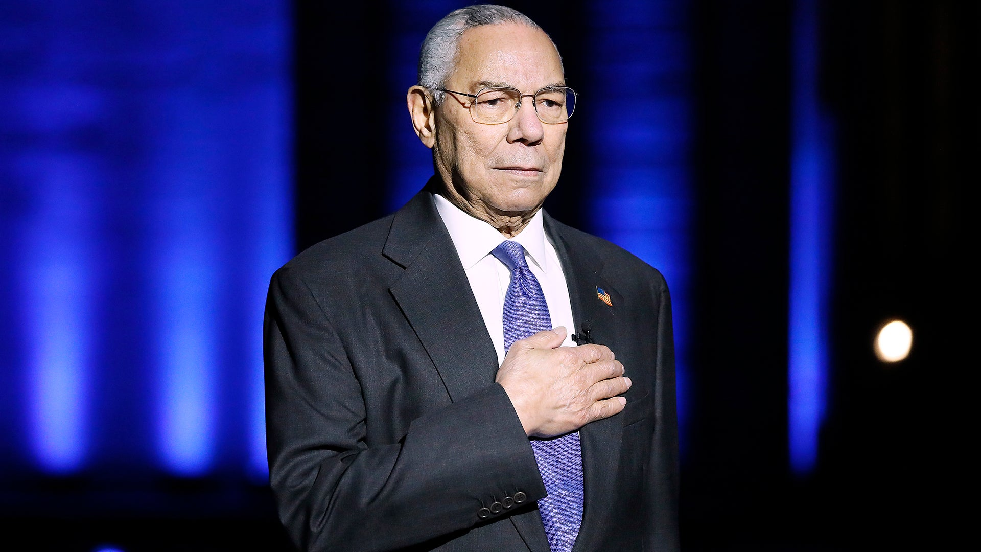 Colin Powell, first Black chairman of the Joint Chiefs of Staff, dies at 84